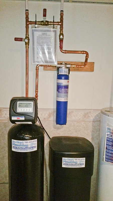 3m whole house water filtration system and water softner in manhattan ks - Whole House Water Filtration System