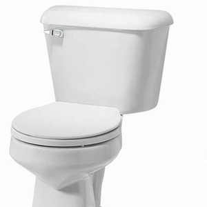 Plumbing Products - Economy Toilet - De Hart Plumbing Manhattan, KS