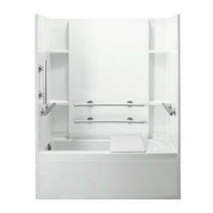 Plumbing Products - shower and tub inserts - De Hart Plumbing Manhattan, KS 66502