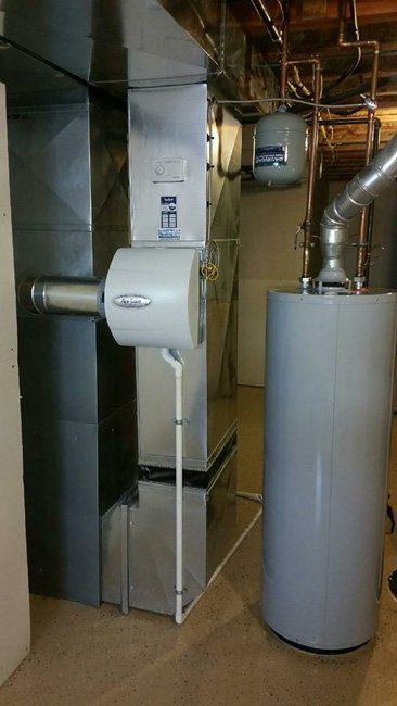 Home Humidifier De Hart Plumbing Junction City Topeka