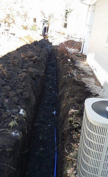 Water Line Repair And Replacement De Hart Plumbing Heating